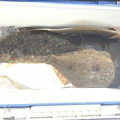 10月 22日(月) 午前便・ヒラメ釣りの写真その6