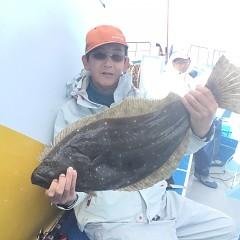 10月 29日(月) 午前便・ヒラメ釣りの写真その3