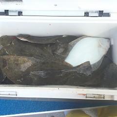 10月 29日(月) 午前便・ヒラメ釣りの写真その10