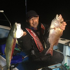 10月29日(月)午後便・ウタセ釣りの写真その3