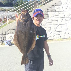10月 30日(火) 午前便・ヒラメ釣りの写真その2