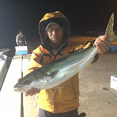 10月30日(火)午後便・ウタセ釣りの写真その2