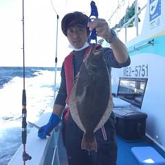 11月 8日(木) 午前便・ヒラメ釣りの写真その2