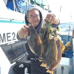 11月 8日(木) 午前便・ヒラメ釣りの写真その4