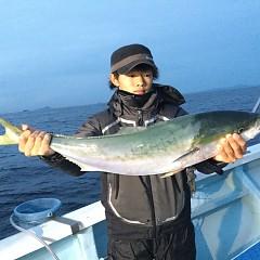 11月16日(金)午後便・ウタセ釣りの写真その1