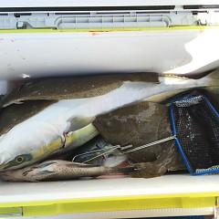 11月 17日(土) 午前便・ヒラメ釣りの写真その5