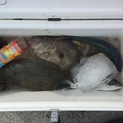 11月26日(月)午前便・ヒラメ釣りの写真その6