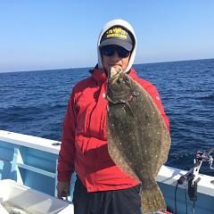 11月 27日(火) 午前便・ヒラメ釣りの写真その1