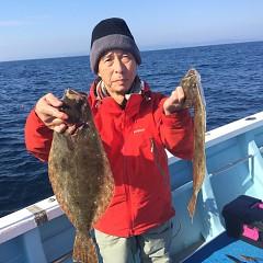11月 27日(火) 午前便・ヒラメ釣りの写真その2