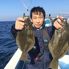 11月 27日(火) 午前便・ヒラメ釣りの写真その3