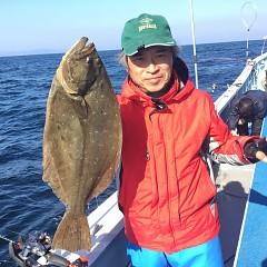 11月 27日(火) 午前便・ヒラメ釣りの写真その4