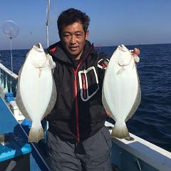 11月 27日(火) 午前便・ヒラメ釣りの写真その5