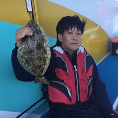 11月 27日(火) 午前便・ヒラメ釣りの写真その7