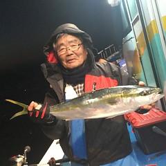 11月29日(木)午前便・ヒラメ釣り・午後便・ウタセ釣りの写真その4
