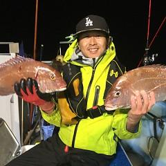 12月 3日(月) 午後便・ウタセ真鯛の写真その2