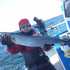 12月15日(土)午前・午後便・ヒラメ釣りの写真その1