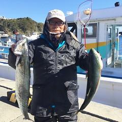 12月17日(月)午前便・ヒラメ・青物釣りの写真その1