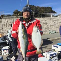 12月 19日(水) 午前便・ヒラメ釣りの写真その3