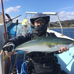 12月 19日(水) 午前便・ヒラメ釣りの写真その5