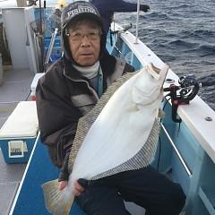 12月 19日(水) 午後便・ヒラメ釣りの写真その3