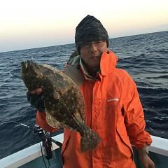 12月 19日(水) 午後便・ヒラメ釣りの写真その4