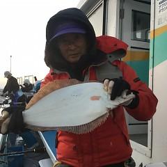 12月 19日(水) 午後便・ヒラメ釣りの写真その6