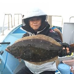 12月 19日(水) 午後便・ヒラメ釣りの写真その8