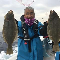 12月 21日(木) 1日便・泳がせ釣りの写真その1