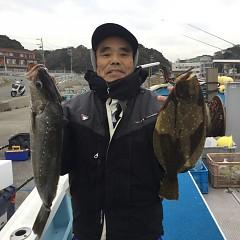 12月 21日(木) 1日便・泳がせ釣りの写真その2