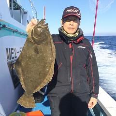 12月 21日(金) 午前便・ヒラメ釣りの写真その1