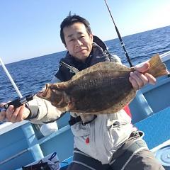 12月 21日(金) 午前便・ヒラメ釣りの写真その4