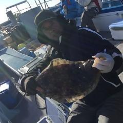 12月 21日(金) 午前便・ヒラメ釣りの写真その5