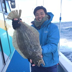 12月 30日(日) 午前便・午後便・ヒラメ釣りの写真その1