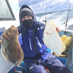 12月 30日(日) 午前便・午後便・ヒラメ釣りの写真その2