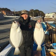 12月 8日(火) 1日便・泳がせ釣りの写真その1