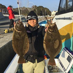 12月 8日(火) 1日便・泳がせ釣りの写真その2