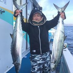 1月 17日(木) 午前便・ヒラメ釣りの写真その2