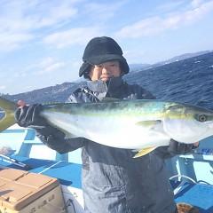 1月 17日(木) 午前便・ヒラメ釣りの写真その3