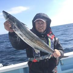1月 17日(木) 午前便・ヒラメ釣りの写真その4