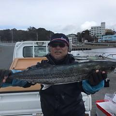 1月26日(土)午前便・ヒラメ釣りの写真その1