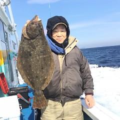 1月 30日(水) 午前便・ヒラメ釣りの写真その5
