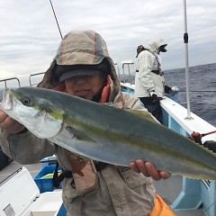 2月11日(月)午後便・アジ釣りの写真その6