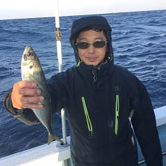 2月17日(日)午前便・ヒラメ釣り・午後便・アジ釣りの写真その1