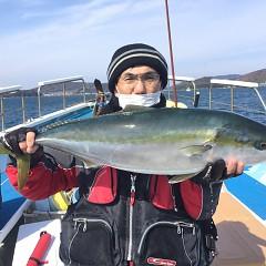 2月 18日(月) 午前便・ヒラメ・青物の写真その4