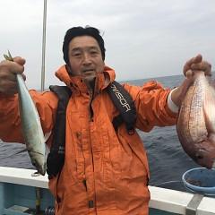2月22日(金)午後便・アジ釣りの写真その2