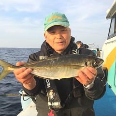 2月 25日(月) 午後便・アジ釣りの写真その1