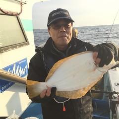 2月 25日(月) 午後便・アジ釣りの写真その3