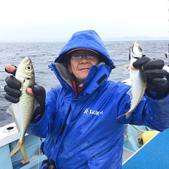 3月 10日(日) 午前便・アジ釣りの写真その4