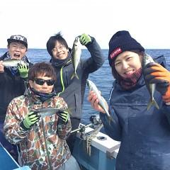 3月 17日(日) 午前・午後・アジ釣りの写真その1