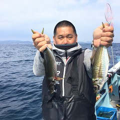 3月 17日(日) 午前・午後・アジ釣りの写真その2